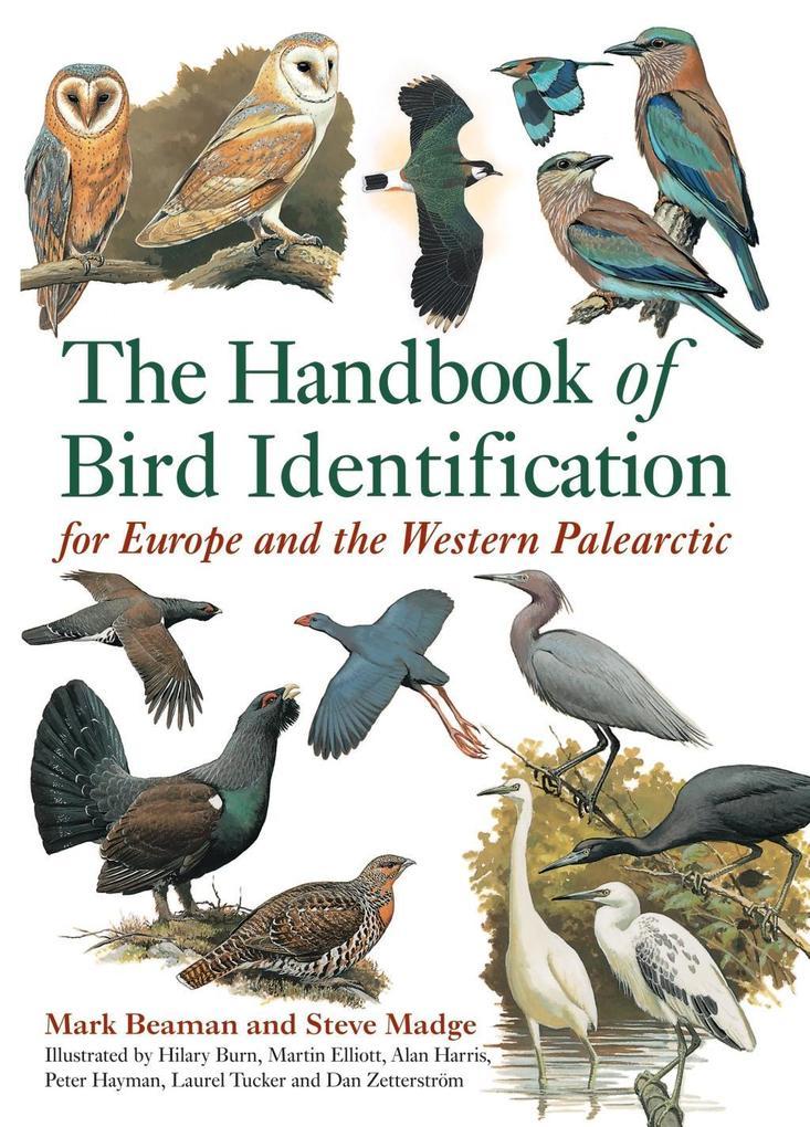 The Handbook of Bird Identification als eBook pdf
