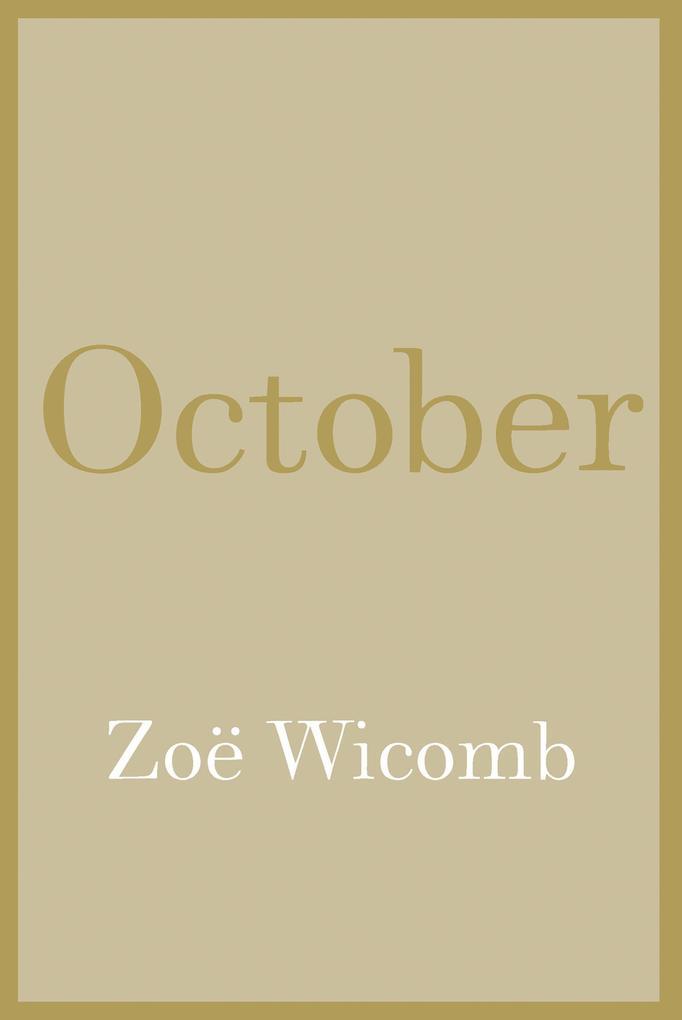 October als eBook epub