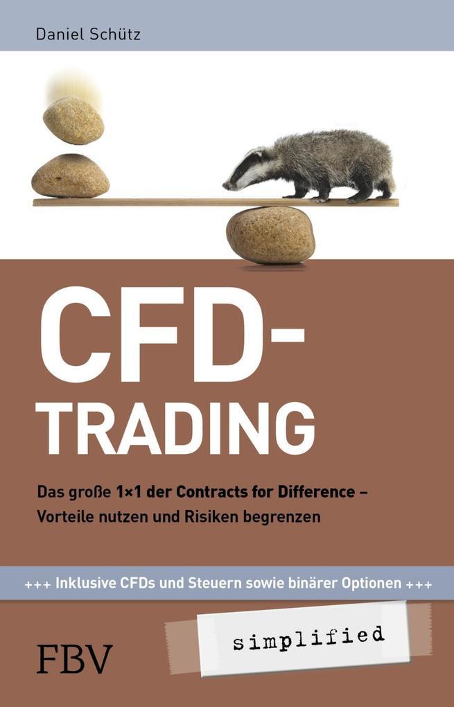 CFD-Trading simplified als Buch (kartoniert)