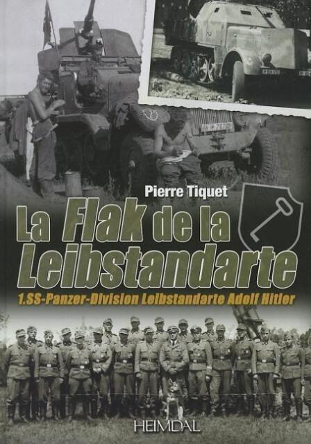 La Flak De La Leibstandarte als Buch (gebunden)