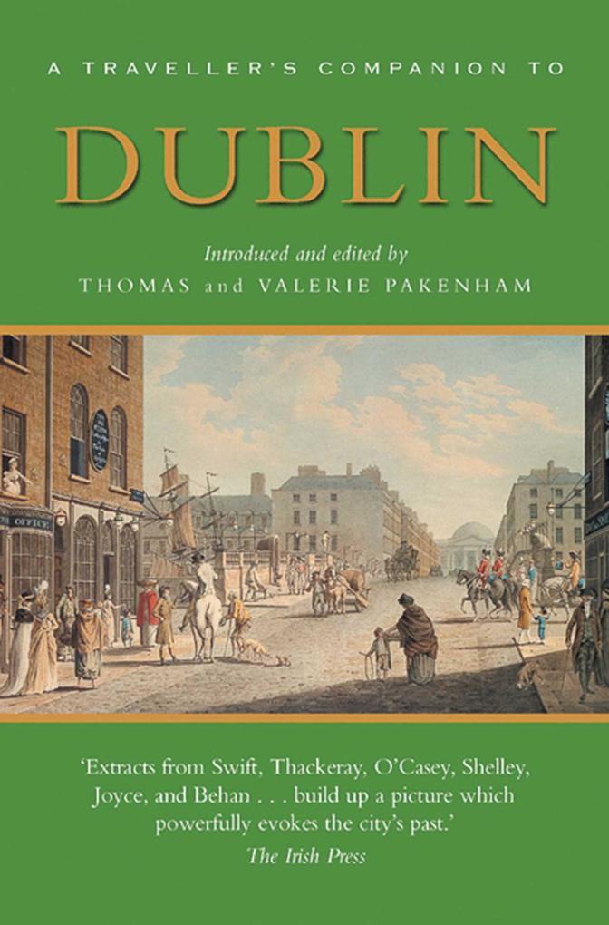 A Traveller's Companion to Dublin als Taschenbuch