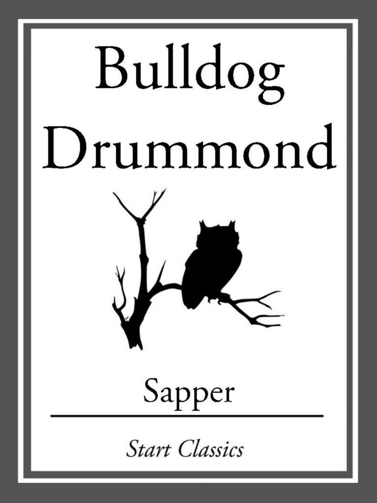 Bulldog Drummond als eBook epub