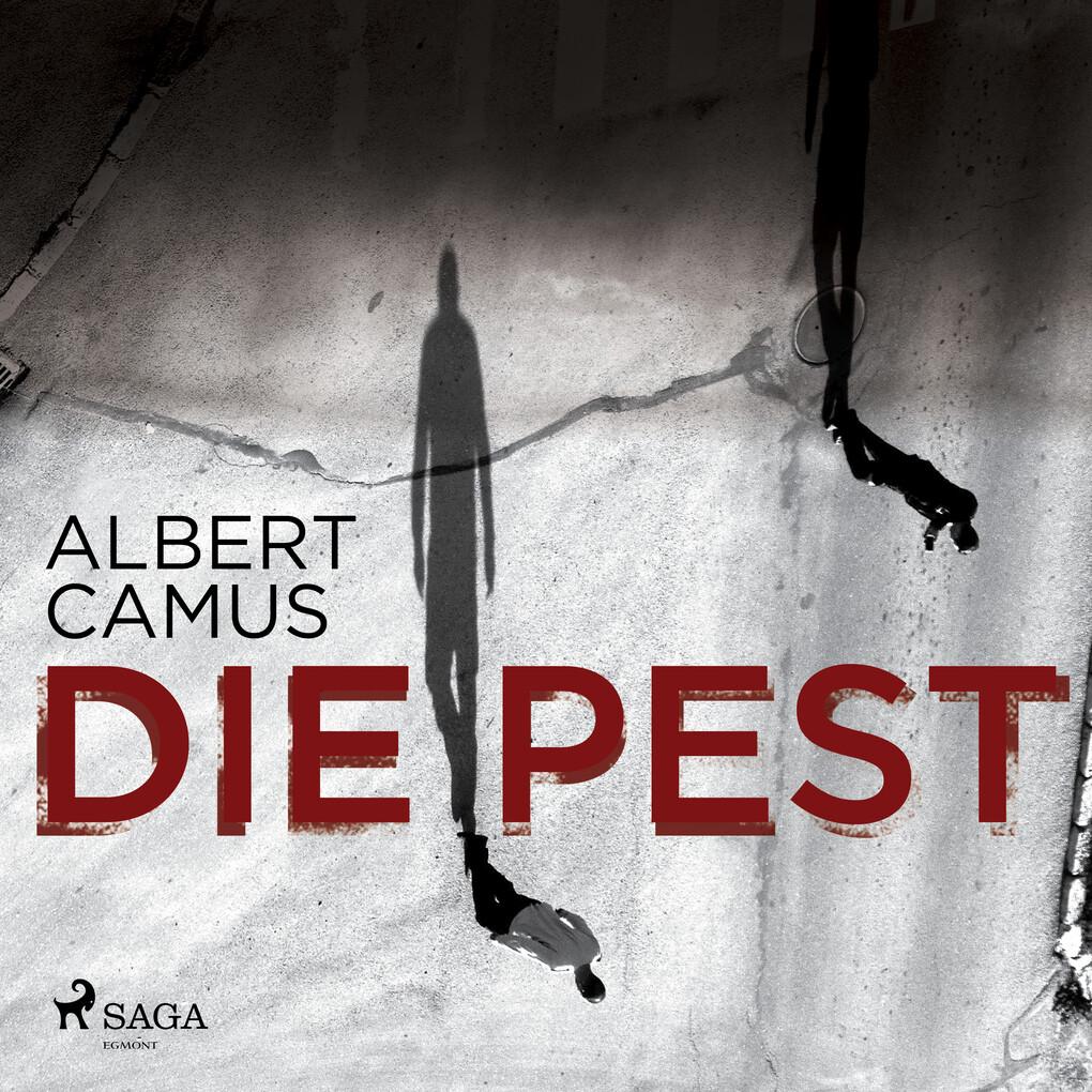 Die Pest als Hörbuch Download
