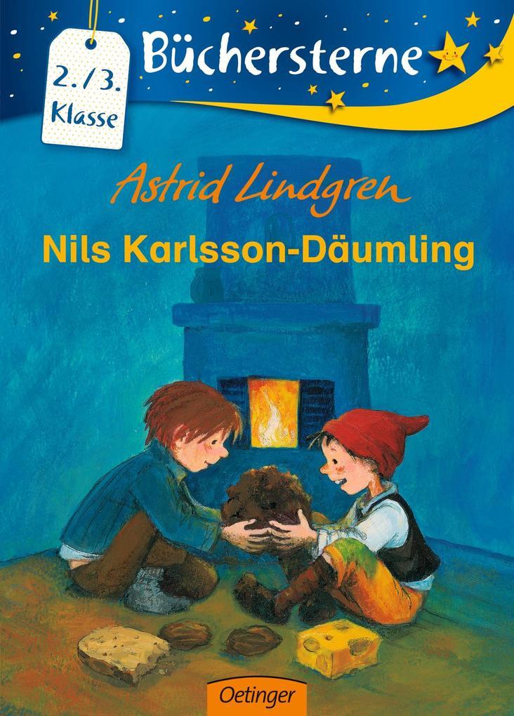 Nils Karlsson-Däumling als Buch (gebunden)