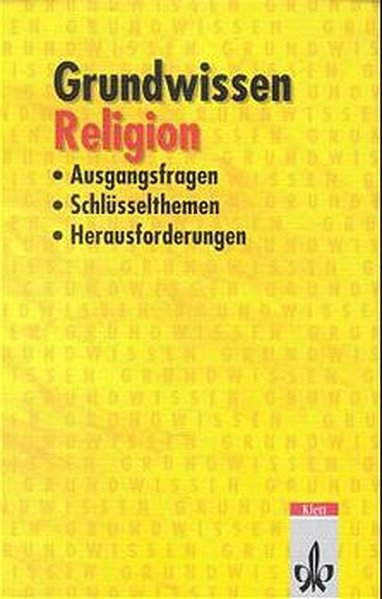 Grundwissen Religion als Buch (kartoniert)
