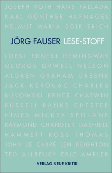 LESE-STOFF als Buch (gebunden)
