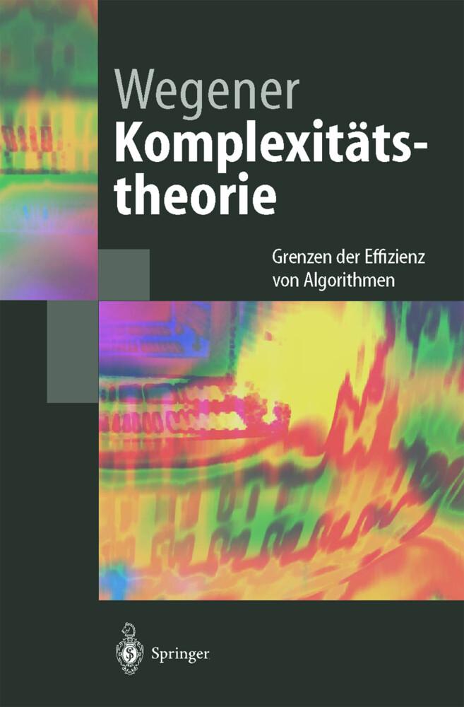 Komplexitätstheorie als Buch (kartoniert)