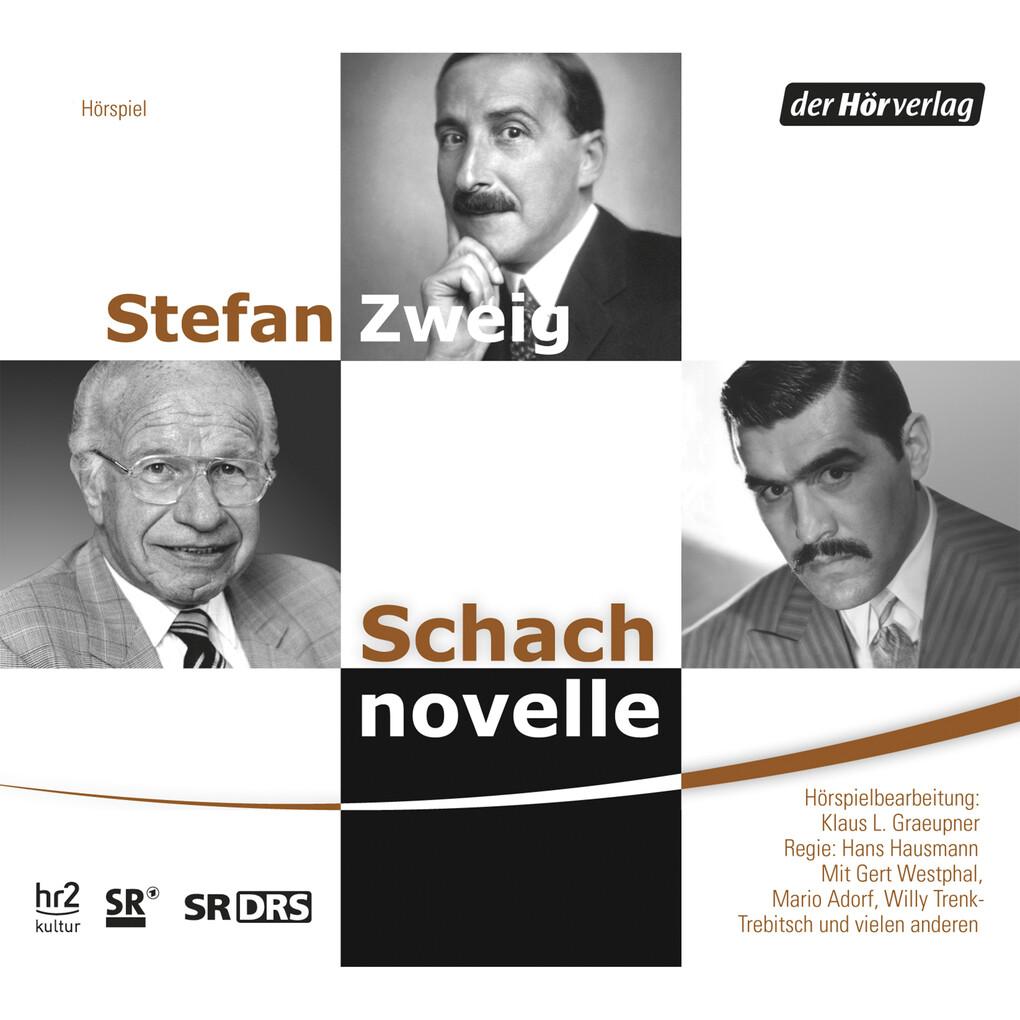Schachnovelle als Hörbuch Download