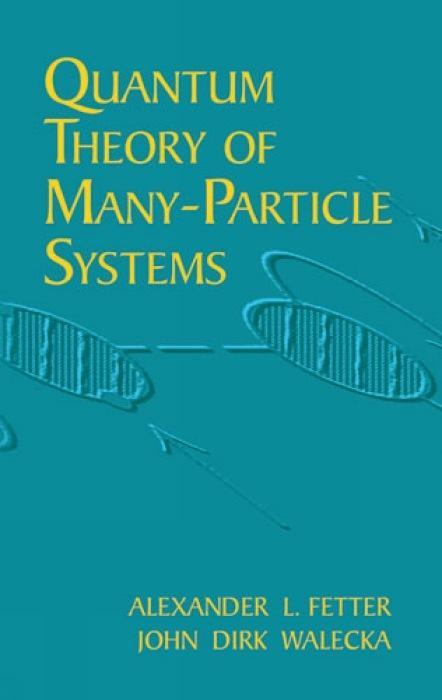 Quantum Theory of Many-Particle Sys als Taschenbuch