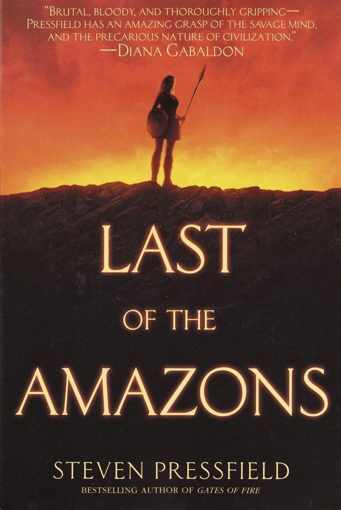 Last of the Amazons als Taschenbuch