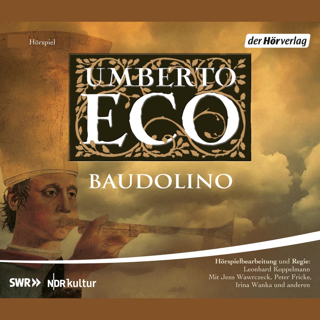 Baudolino als Hörbuch Download