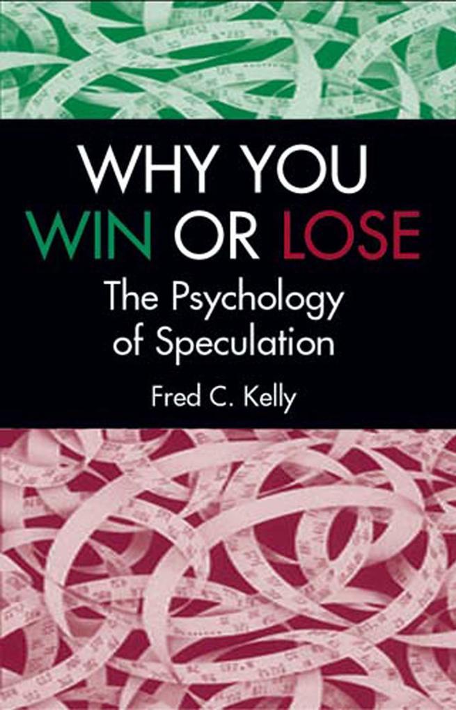 Why You Win or Lose als eBook epub