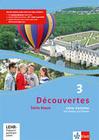 Découvertes Série bleue 3. Cahier d'activités mit MP3-CD und Video-DVD