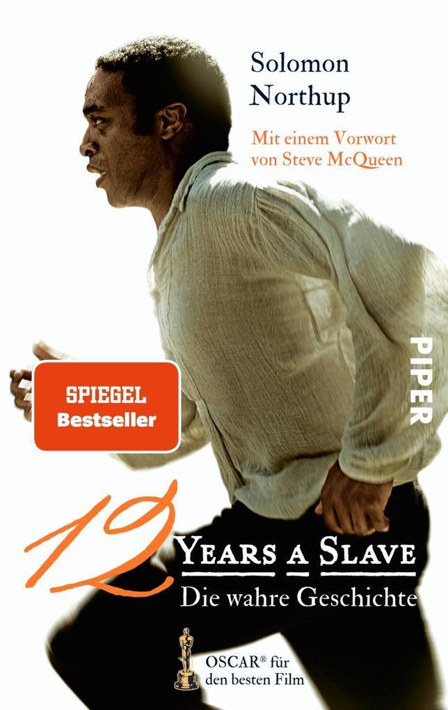 Twelve Years a Slave als Taschenbuch