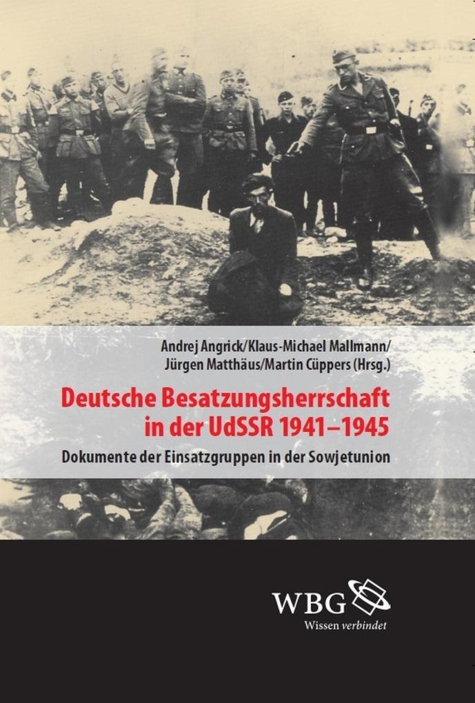 Deutsche Besatzungsherrschaft in der UdSSR 1941-45 als eBook