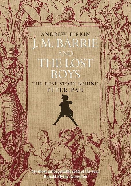 J.M. Barrie and the Lost Boys als Buch (kartoniert)