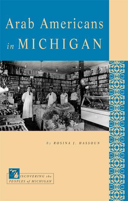 Arab Americans in Michigan als Taschenbuch