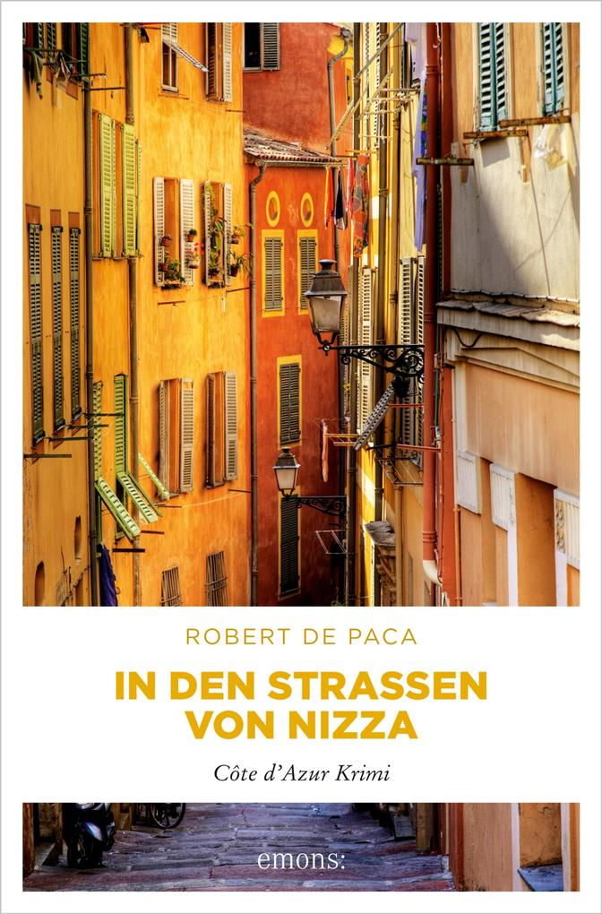 In den Straßen von Nizza als eBook epub