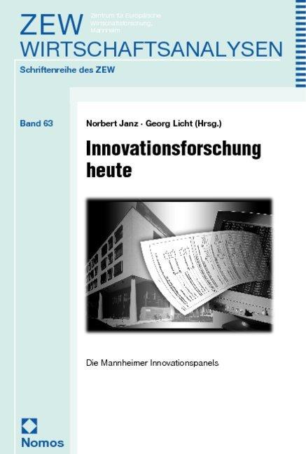 Innovationsforschung heute als Buch (kartoniert)