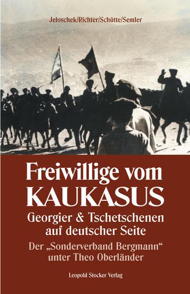 Freiwillige vom Kaukasus als Buch (gebunden)