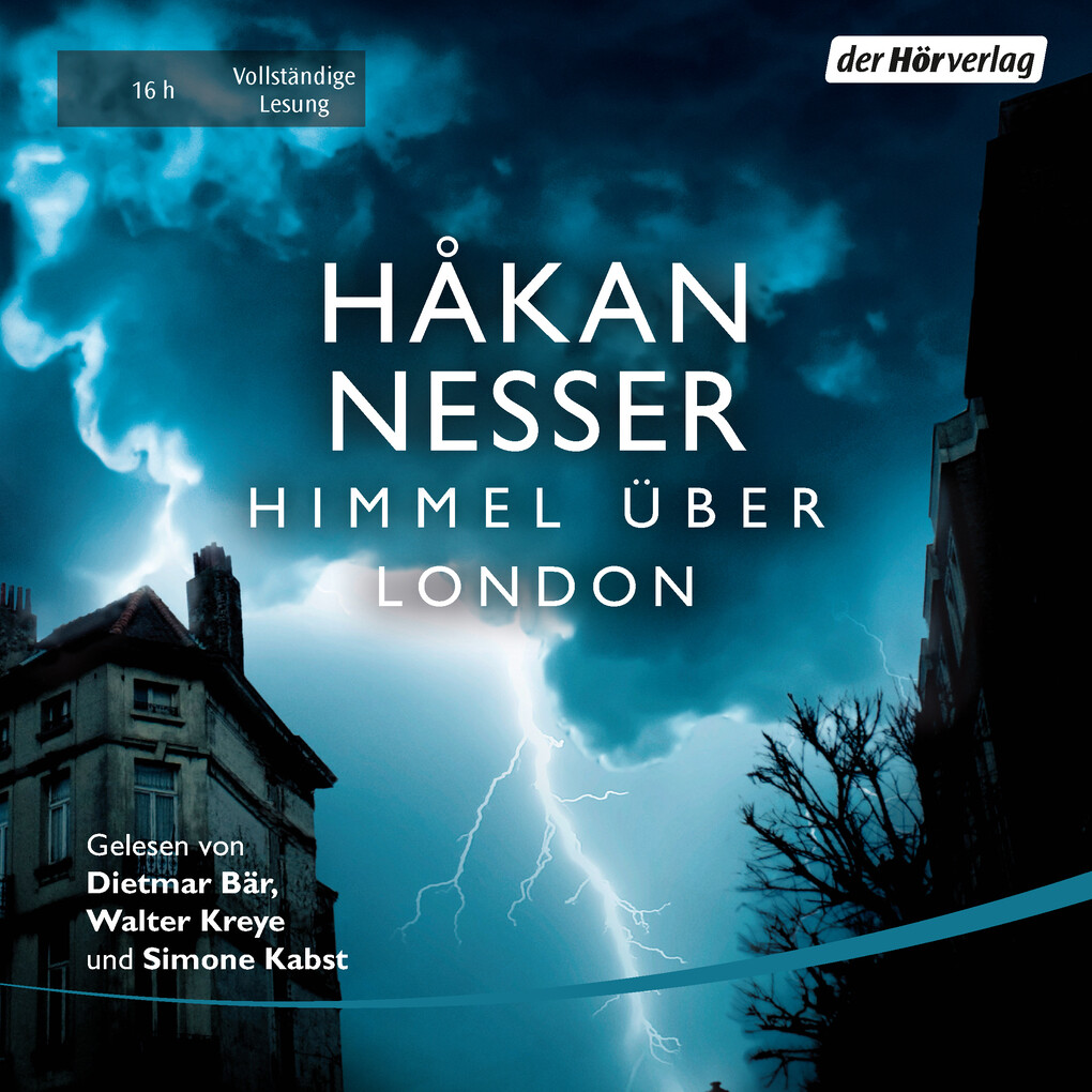 Himmel über London als Hörbuch Download