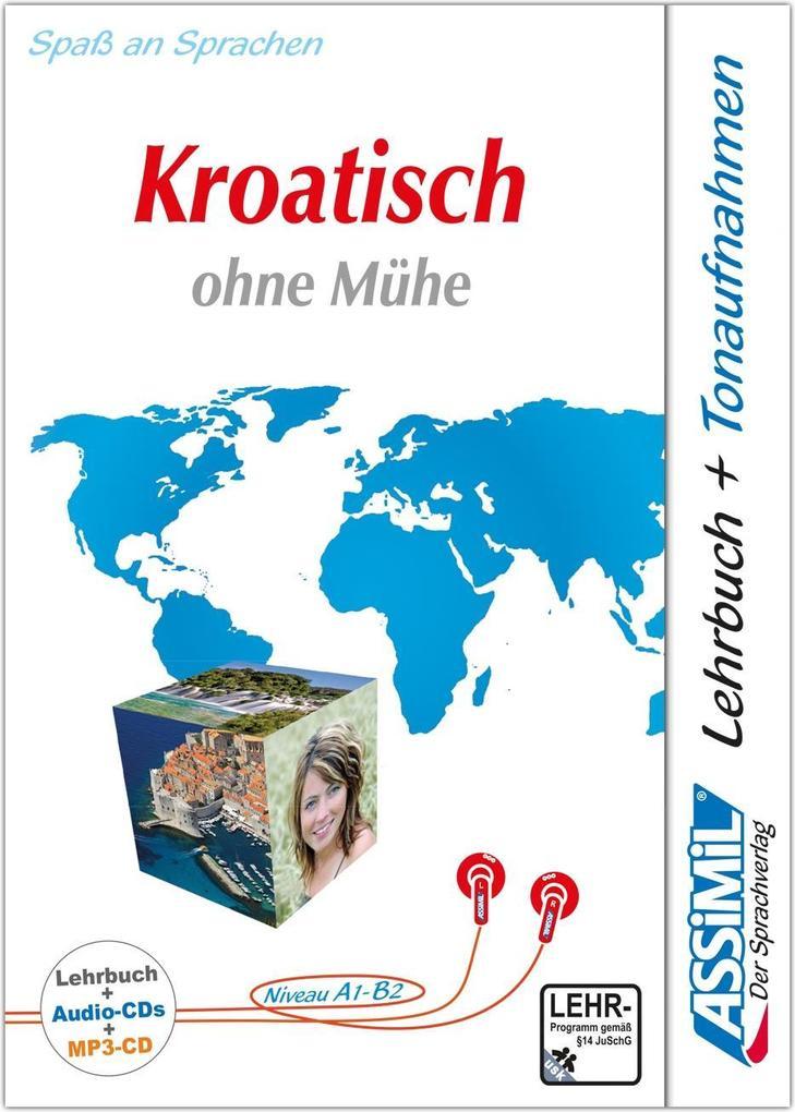 Assimil Kroatisch ohne Mühe - Audio-Plus-Sprachkurs - Niveau A1-B2 als Buch (kartoniert)