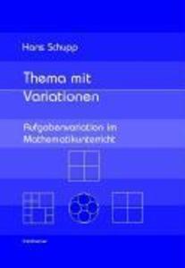 Thema mit Variationen als Buch (kartoniert)