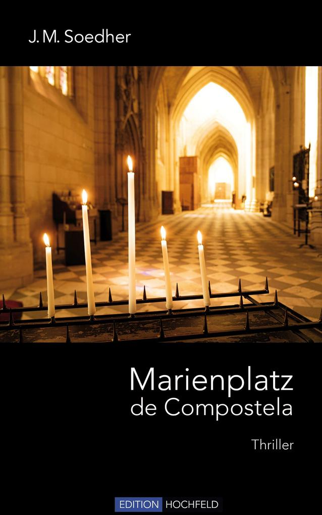 Marienplatz de Compostela als eBook epub