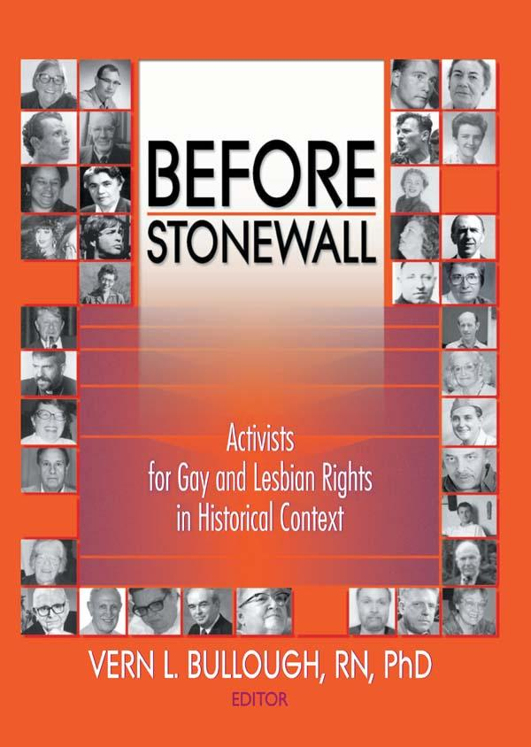 Before Stonewall als eBook epub