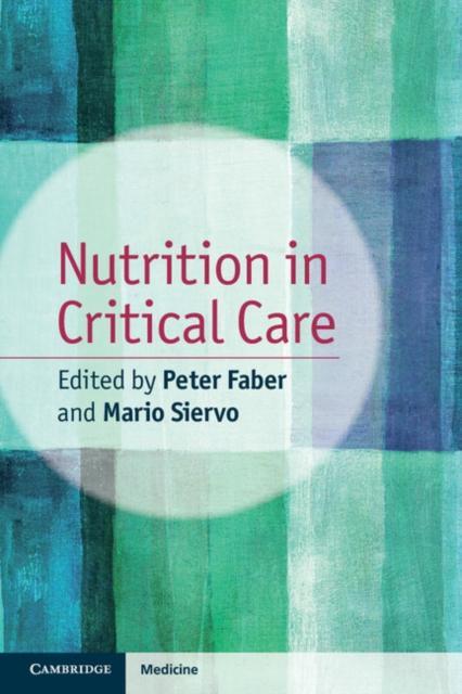 Nutrition in Critical Care als eBook pdf