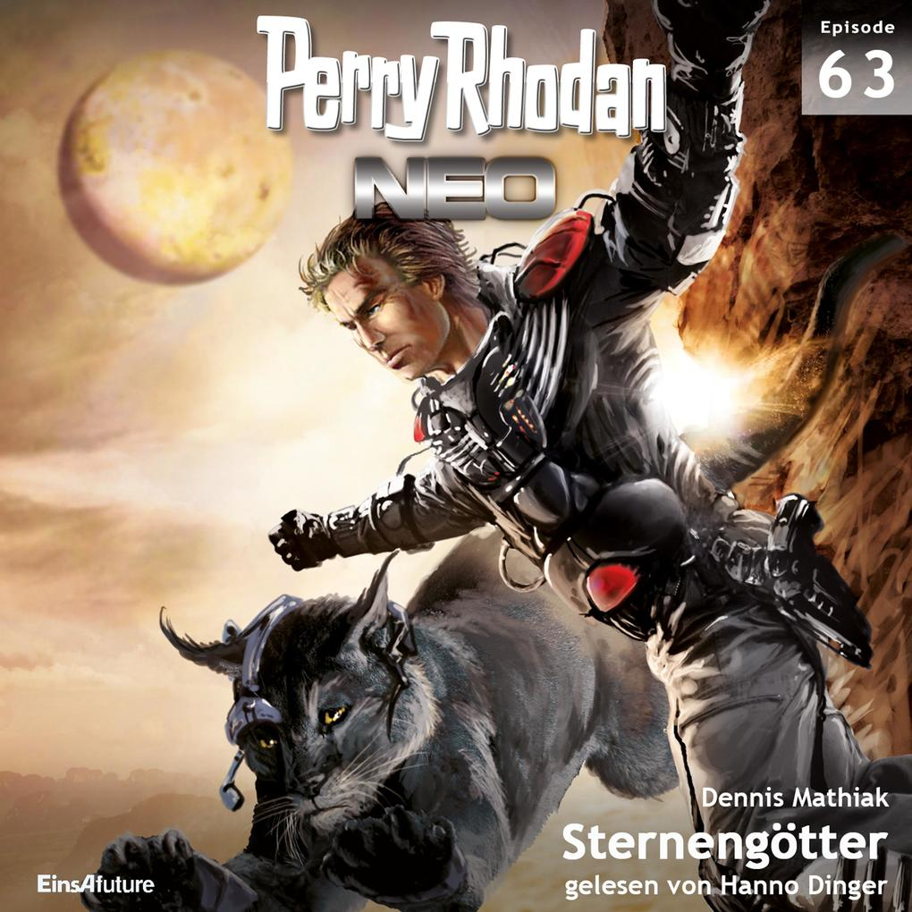 Perry Rhodan Neo 63: Sternengötter als Hörbuch Download