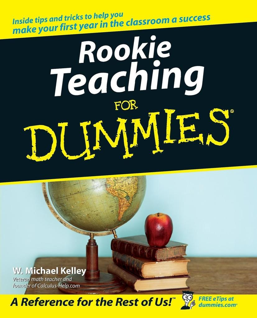 Rookie Teaching for Dummies als Taschenbuch