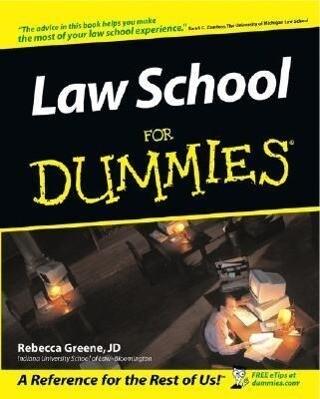 Law School for Dummies als Taschenbuch