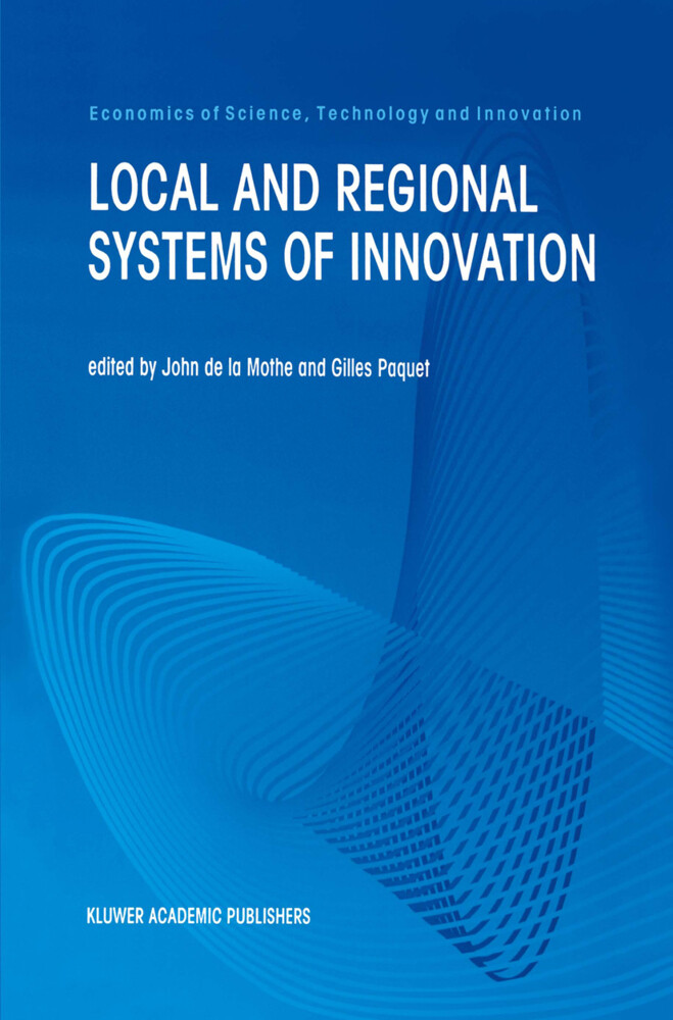 Local and Regional Systems of Innovation als Buch (gebunden)