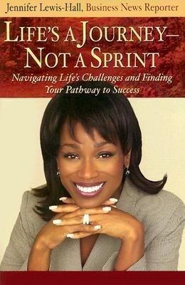 Life's a Journey, Not a Sprint als Buch (gebunden)