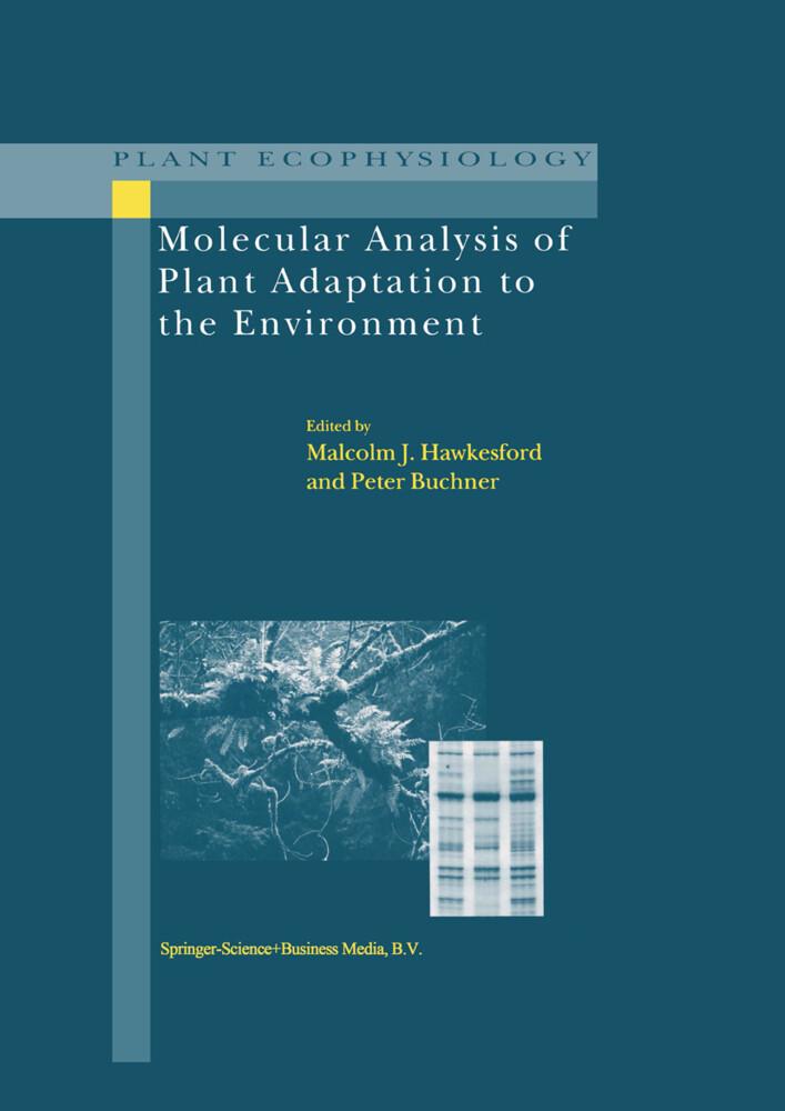 Molecular Analysis of Plant Adaptation to the Environment als Buch (gebunden)