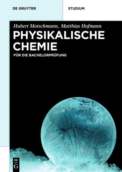 Physikalische Chemie als Buch (gebunden)