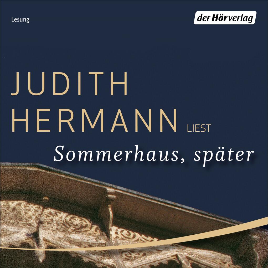 Sommerhaus, später als Hörbuch Download