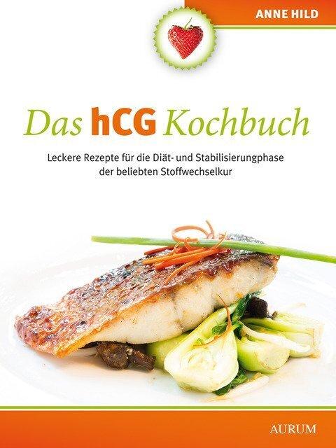 Das hCG Kochbuch als Buch