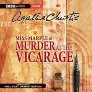 Murder At The Vicarage als Hörbuch CD
