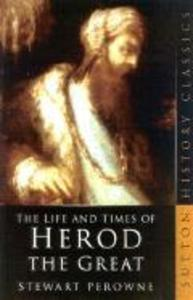 The Life and Times of Herod the Great als Taschenbuch