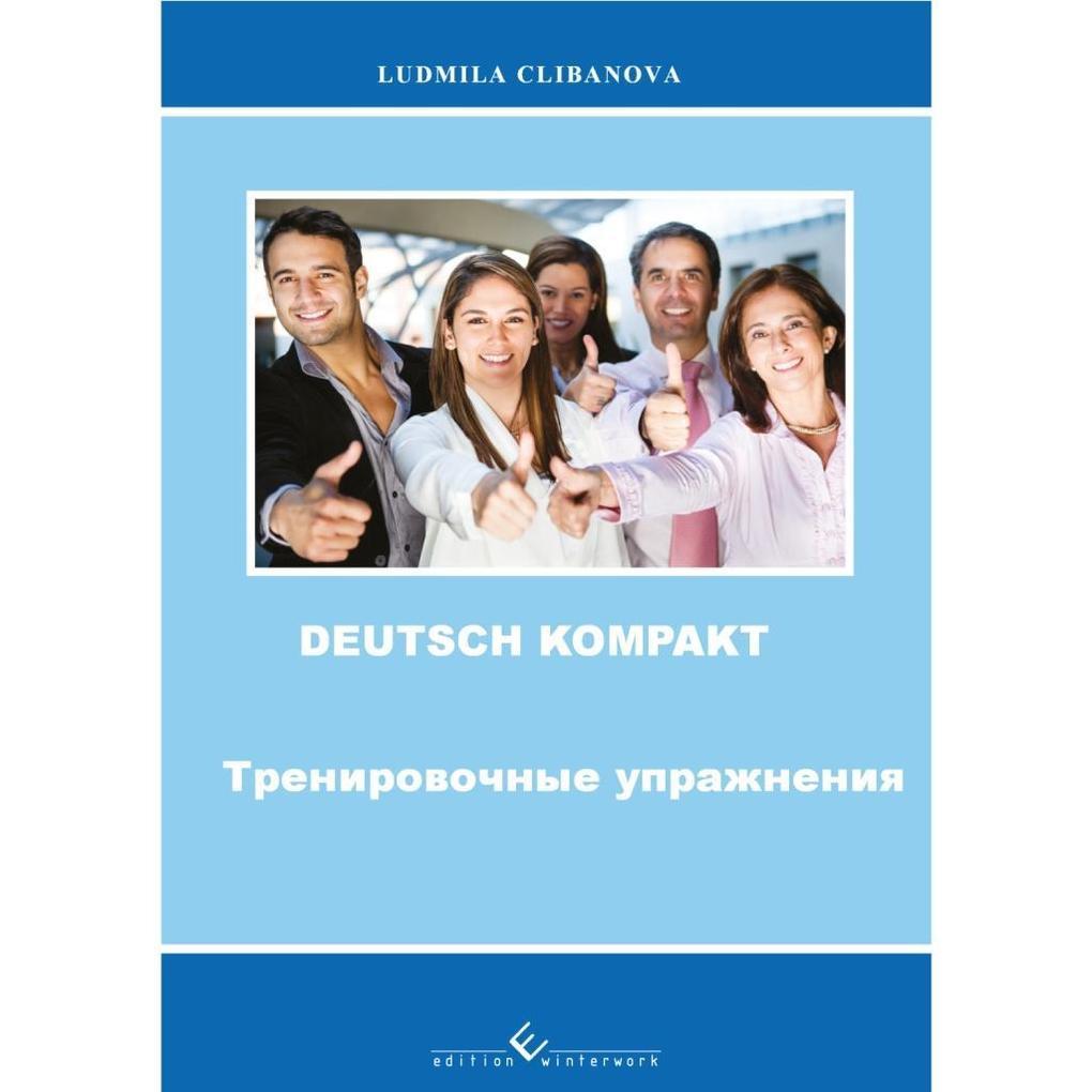 Deutsch Kompakt 3 als Taschenbuch