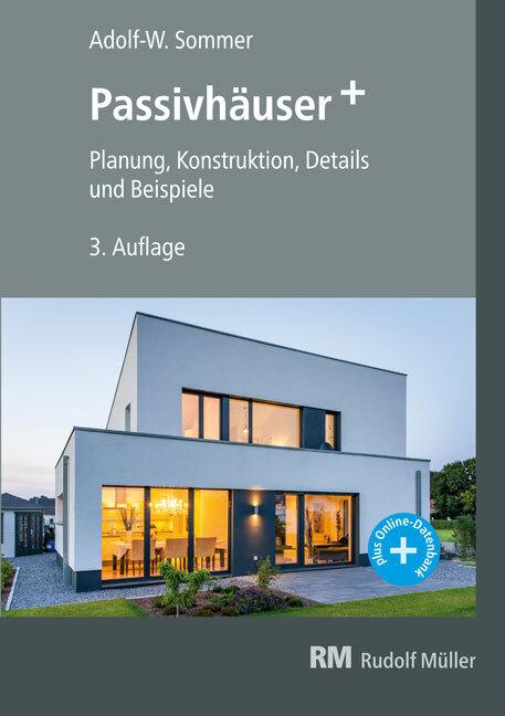 Passivhäuser+ als Buch (gebunden)