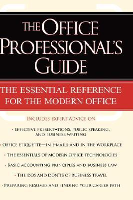 The Office Professional's Guide als Buch (gebunden)