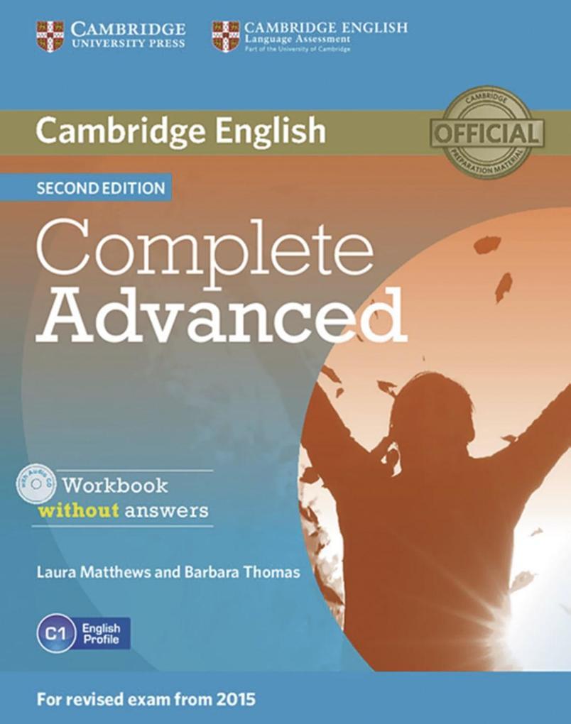 Complete Advanced als Buch (kartoniert)