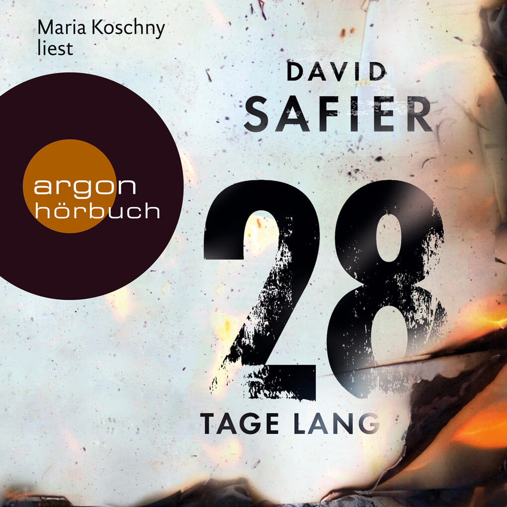 28 Tage lang als Hörbuch Download