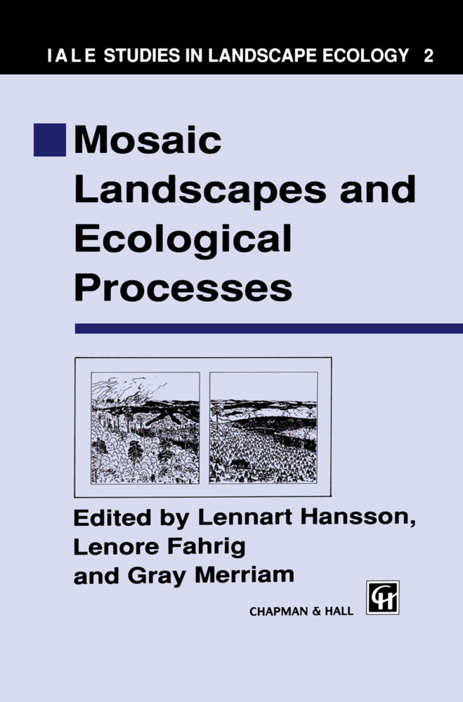 Mosaic Landscapes and Ecological Processes als Buch (gebunden)