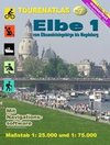 TourenAtlas 07 Elbe-1 Vom Elbsandsteingebirge bis Magdeburg