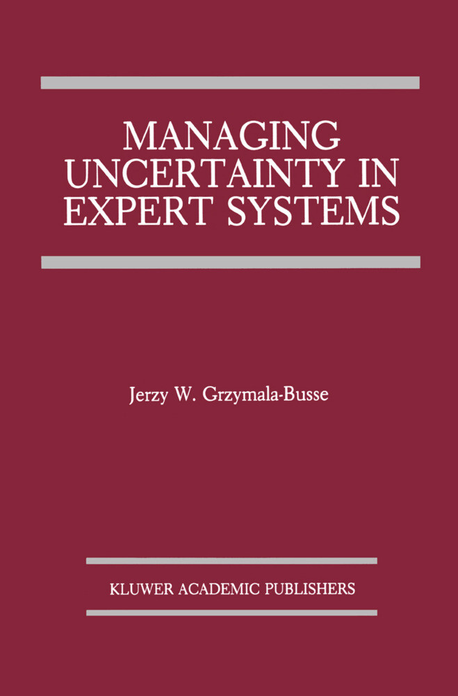 Managing Uncertainty in Expert Systems als Buch (gebunden)