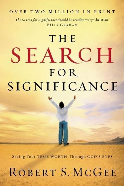 The Search for Significance als Taschenbuch